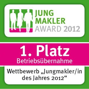 Jungmakler Award 2012
